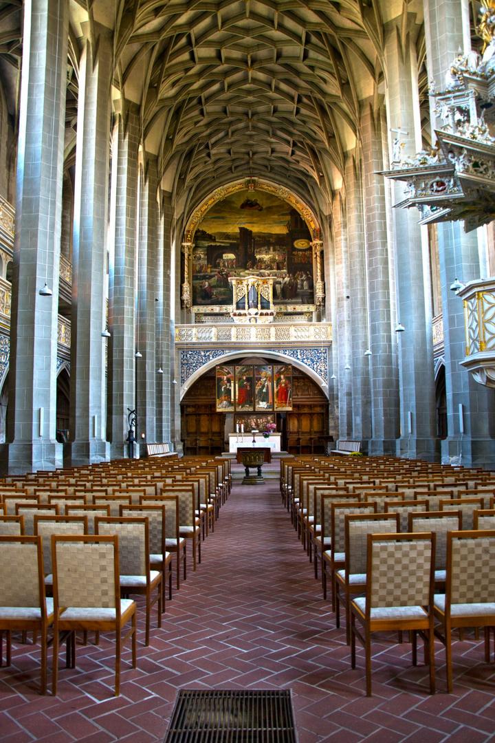 Marktkirche Halle (Saale) von Innen
