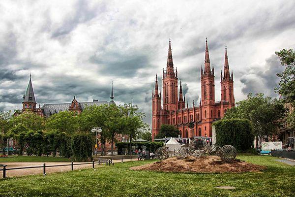Marktkirche, Wiesbaden