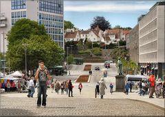 * Marktplatz *