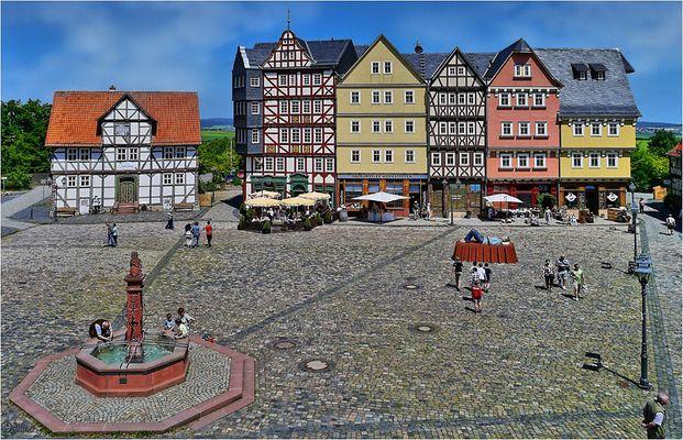 ~ Marktplatz ~