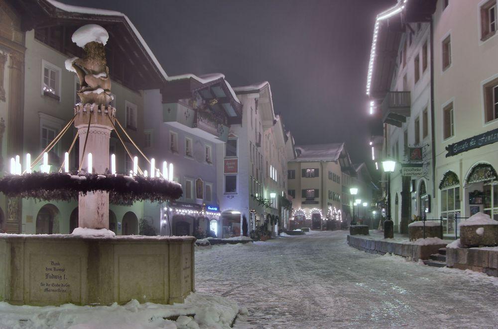 Marktplatz Berchtesgaden I