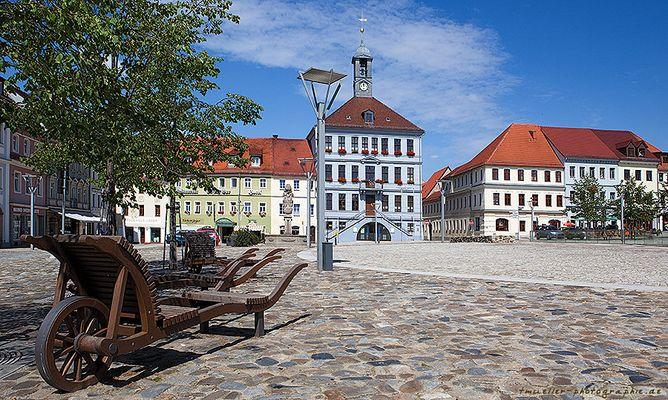 Marktplatz Bischofswerda