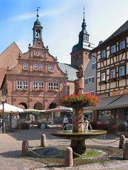 Marktplatz Buchen (Odenwald)
