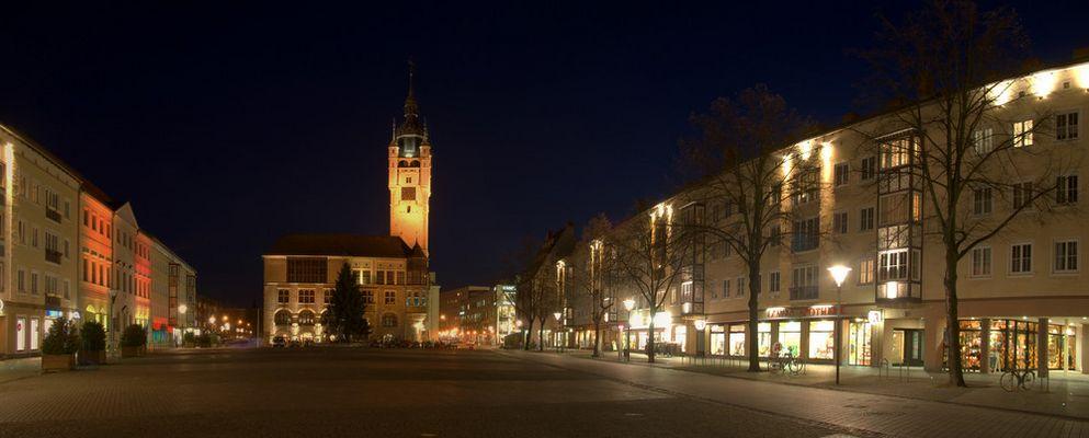 Marktplatz Dessau