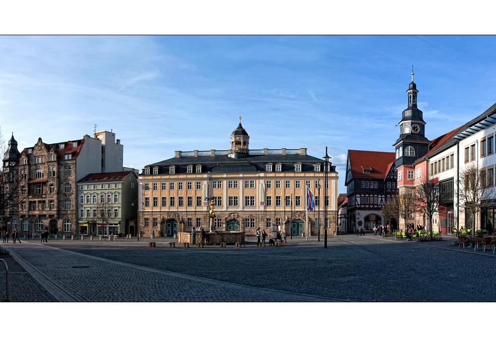 marktplatz eisenach foto bild deutschland europe th ringen bilder auf fotocommunity. Black Bedroom Furniture Sets. Home Design Ideas