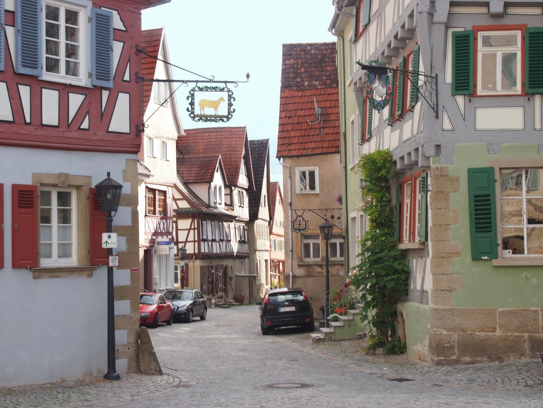 Marktplatz in Neudenau