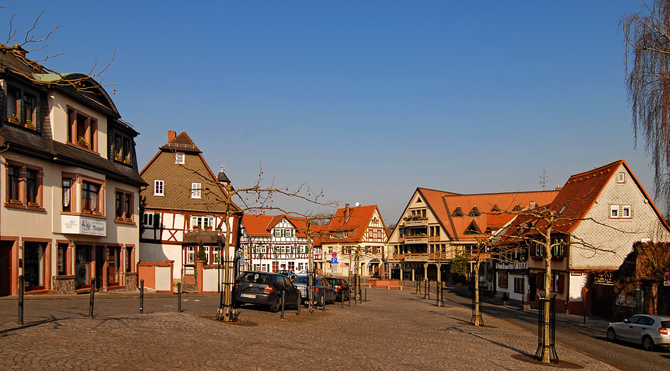 Marktplatz in Oberursel (3)