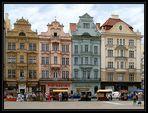 Marktplatz in Pilsen