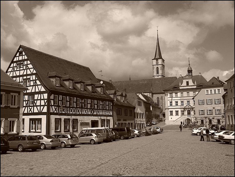 Marktplatz (Iphofen)