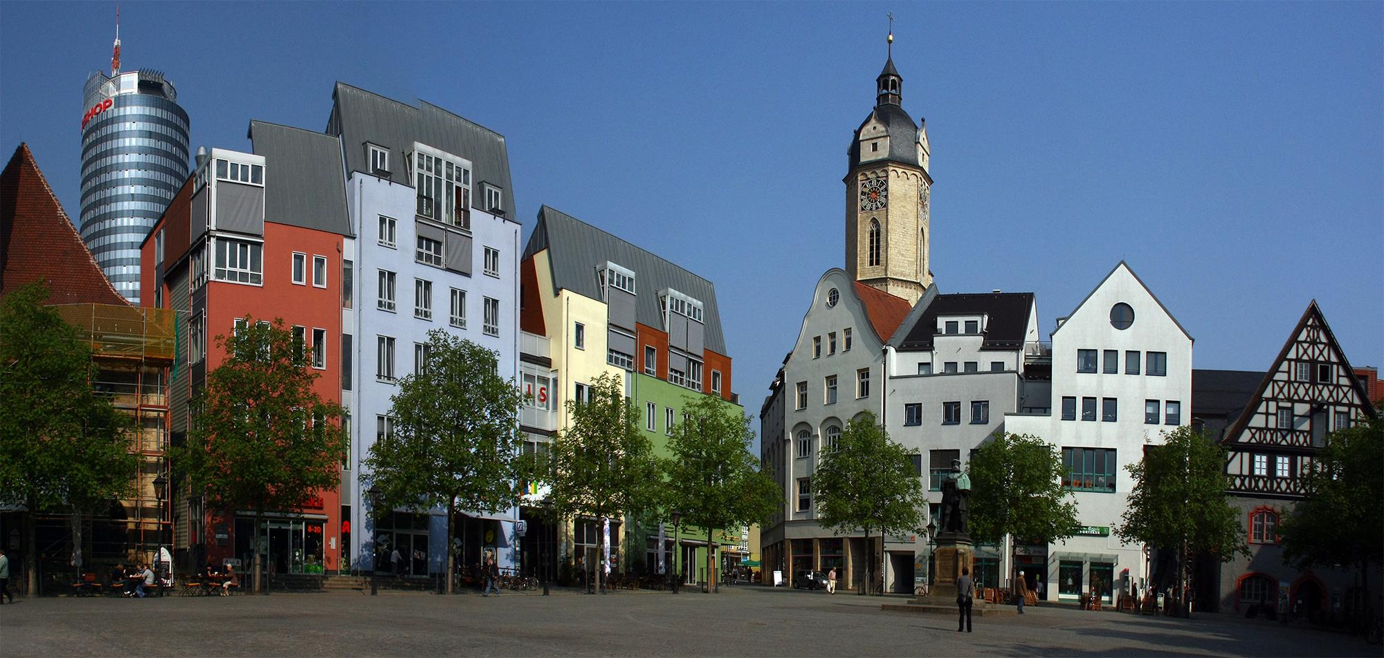 Marktplatz Jena