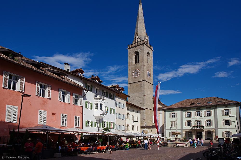 Marktplatz, Kaltern Dorf