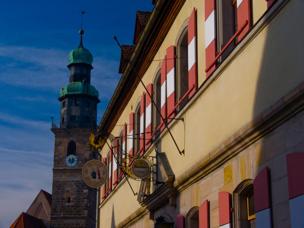 Marktplatz - Lauf an der Pegnitz
