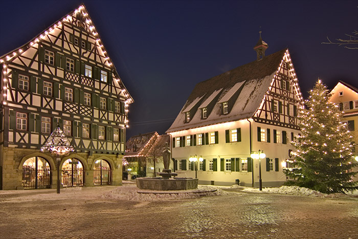 Marktplatz Pfullingen