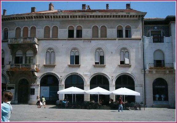 Marktplatz Pula