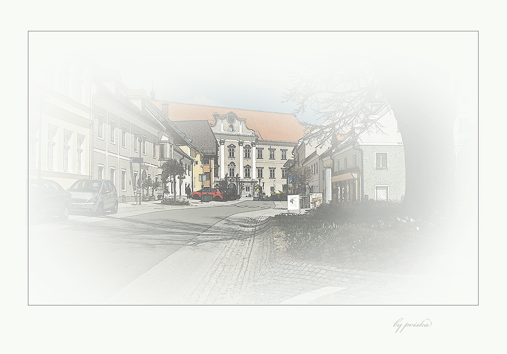 Marktplatz St. Lambrecht
