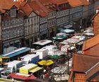 Marktplatz von Osterode am Harz