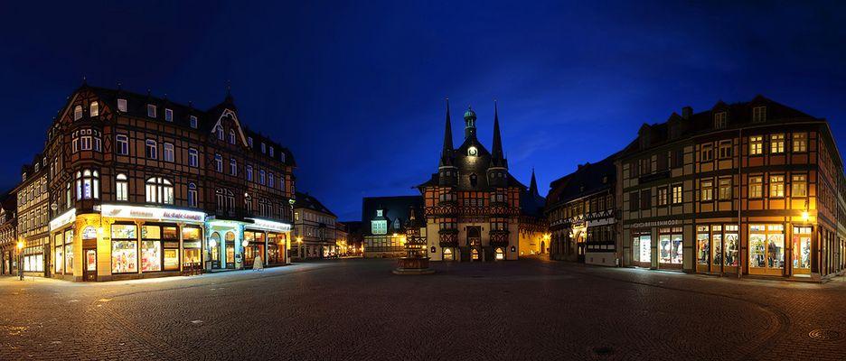 Marktplatz von Wernigerode