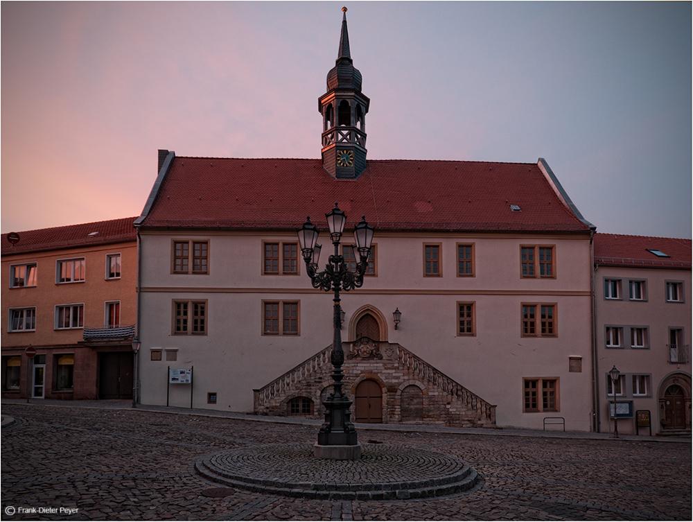Marktplatz Wanzleben