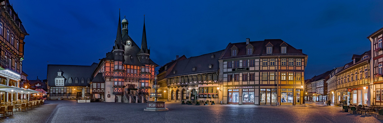 Marktplatz Wernigerode, Rathaus