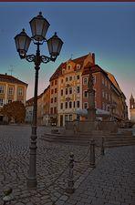 Marktplatz zu Bautzen