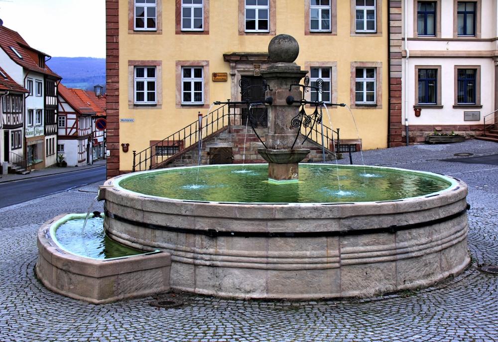 Marktplatzbrunnen
