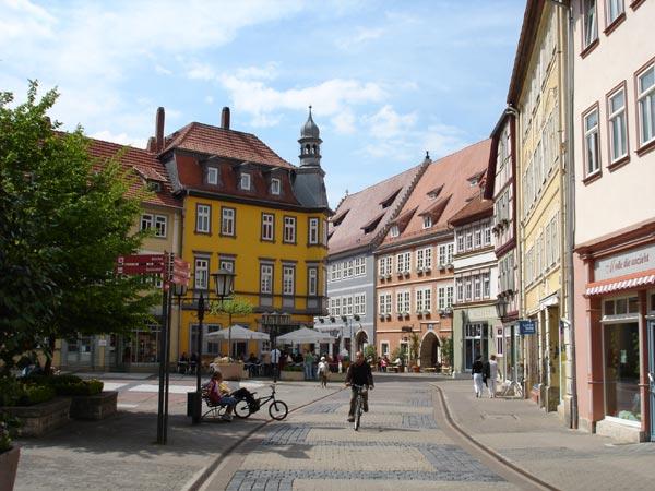 Marktstraße Bad Langensalza
