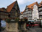 Markttag in Hildesheim