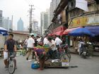 Markttag in Shanghai