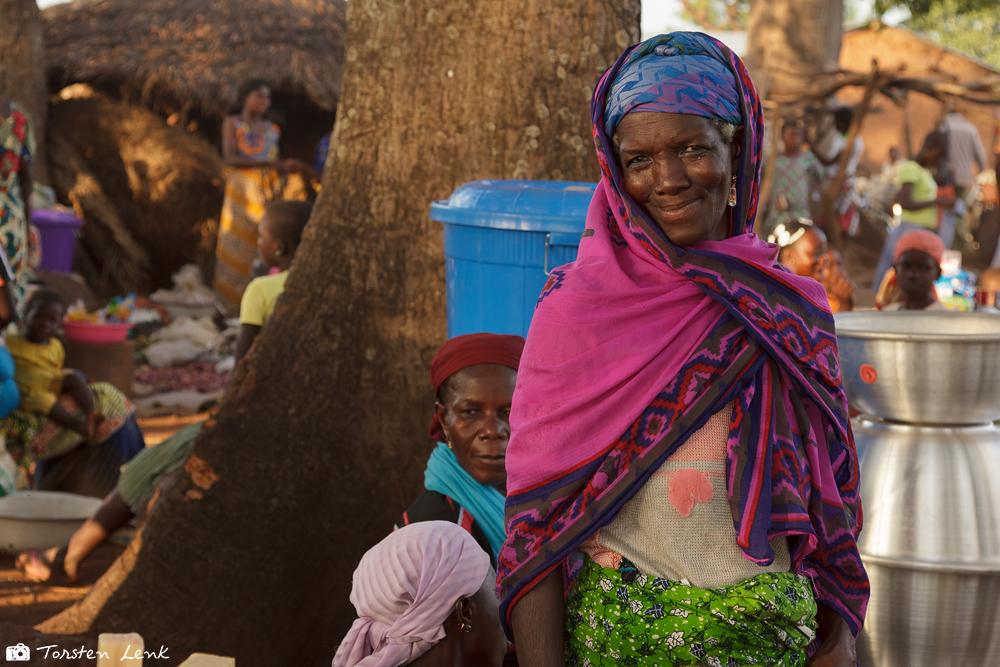 Markttag, irgendwo im Norden Ghanas III