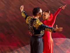 Markus Homm & Ksenia Kasper - Paso Doble 1