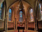 Markuskapelle innen