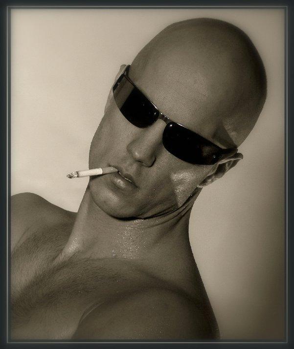 Marlboro Man................ :-)