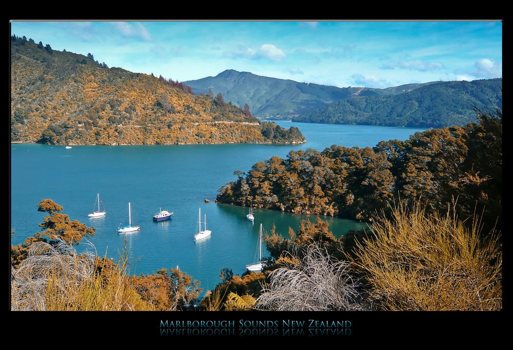 Marlborough Sounds