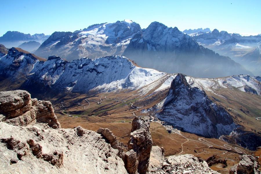 Marmolada 3.342 m