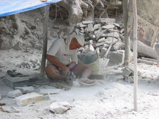 Marmor auf Romblon