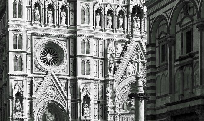 Marmor Pallast - Der Dom in Florence