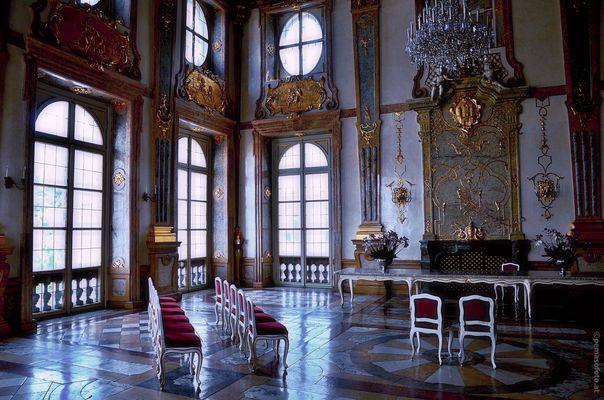 """Marmorsaal Schloß Mirabell-Salzburg"""