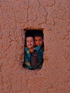 Marocco : Piccole finestre parlano...