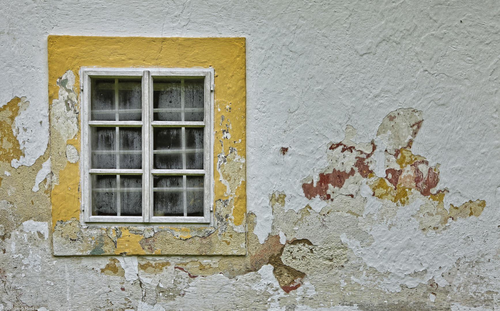 Marode Fassade