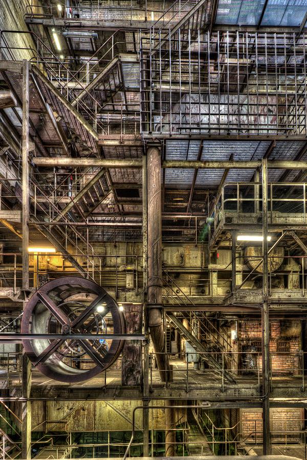 marodes Kraftwerk #3