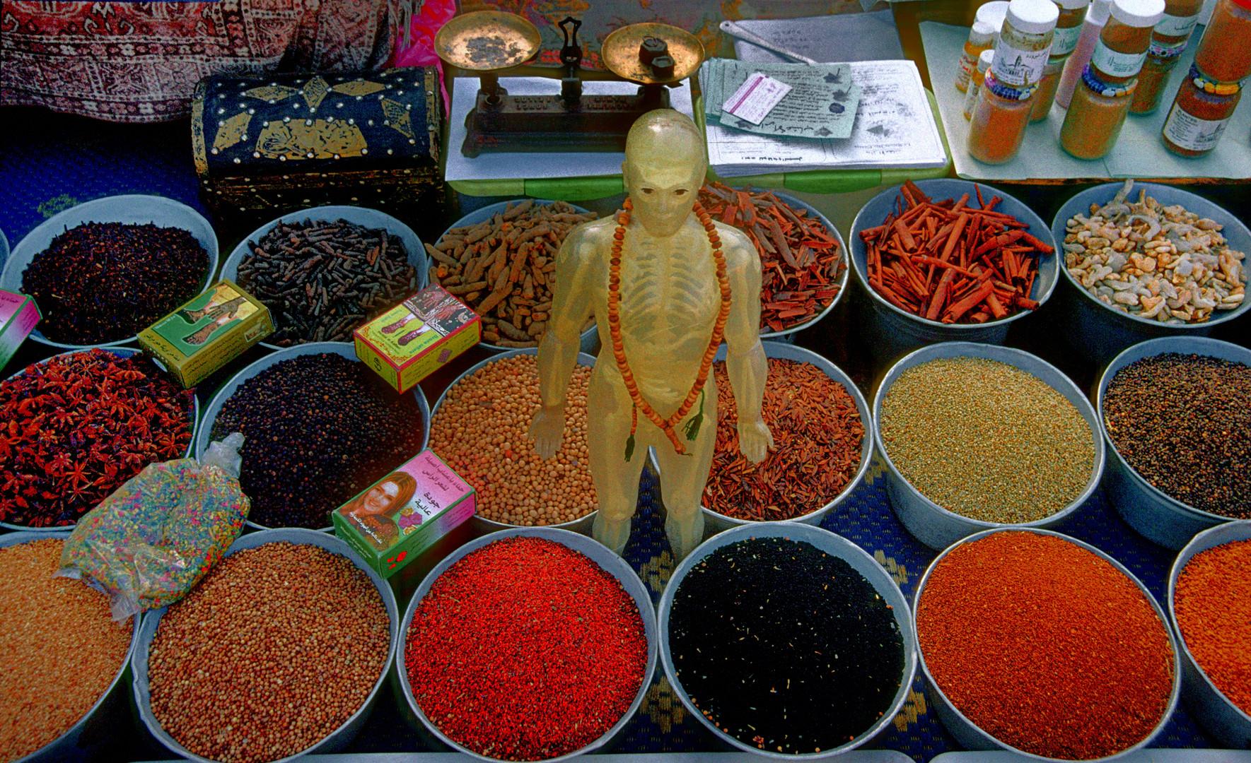 Marokkanische Medizin