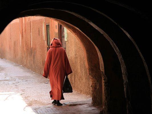 Marokko 7: Auf dem Heimweg