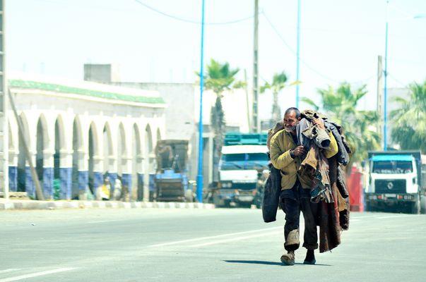 marokko, Arbeiter