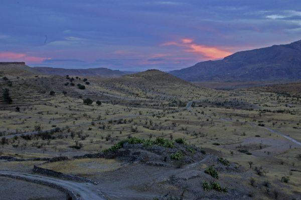 Marokko Sunset