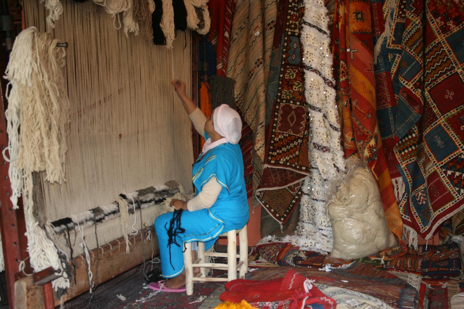 Marokko-Zelt