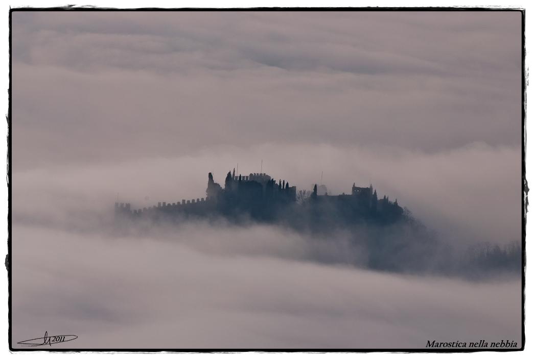 ...Marostica nella Nebbia...