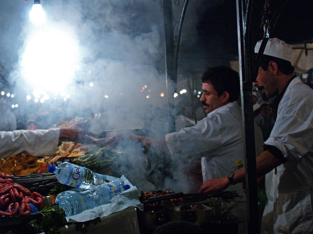 Marrakech : Dinner