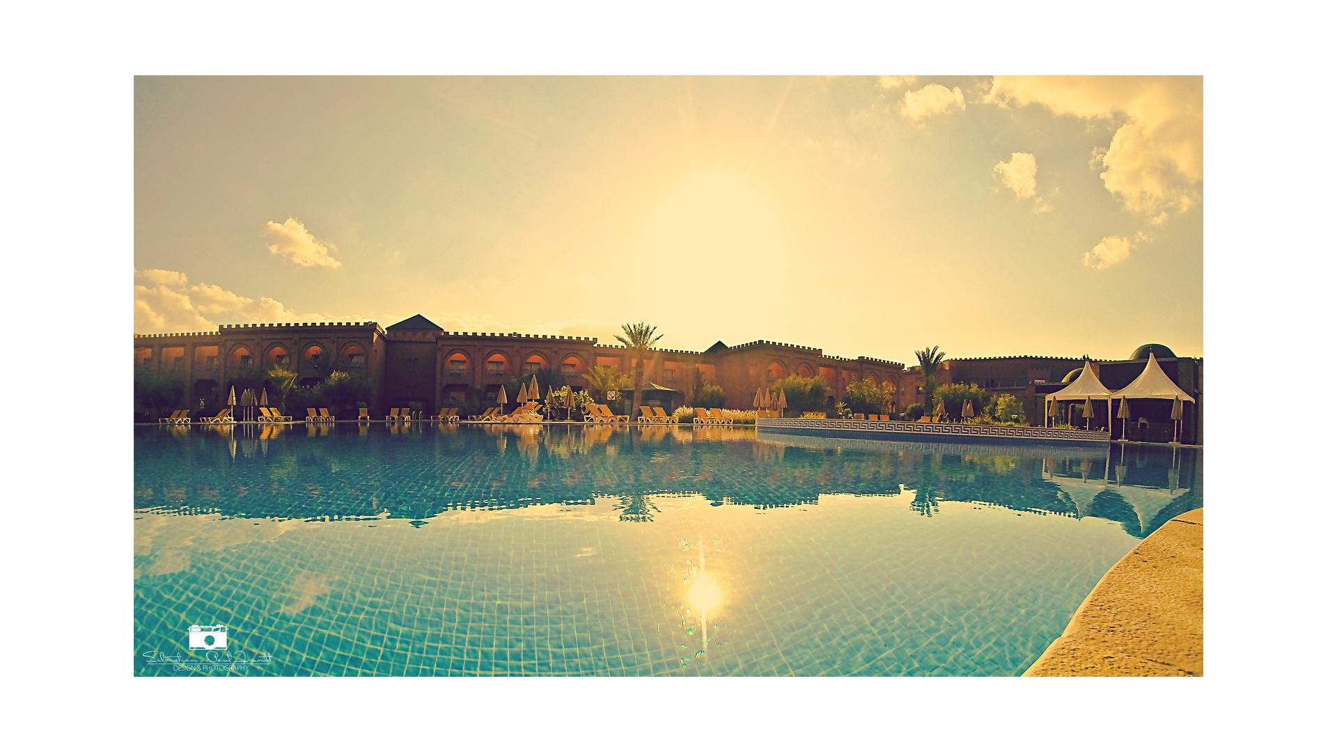 Marrakech Hotel .............