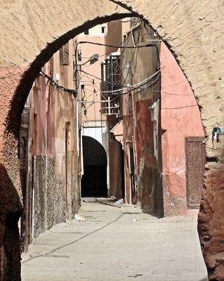 Marrakech Interior