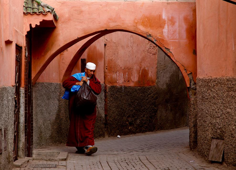 Marrakesch Januar 2012